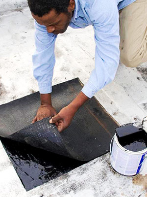 Flat Roof Repairs How To Repair Any Roof Roofing Diy