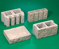 Samples of block