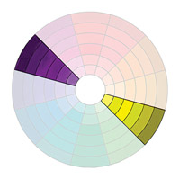 Comp Color Wheel