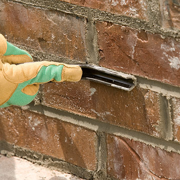 Installing Your Own Brick Feature Wall At Home Kaodim