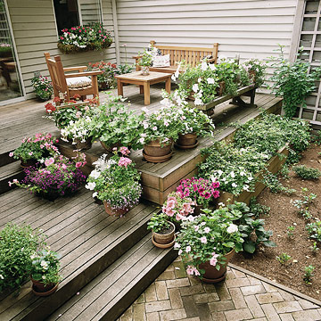 ... Garden Design With Deck Landscaping Ideas Planning Uamp Design How To  Design Uamp Build With Landscape