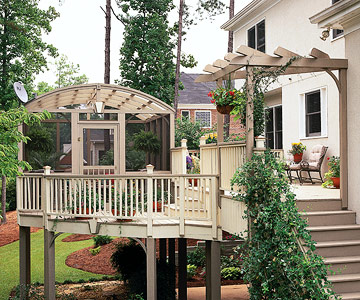 Multi-Level Deck Design Ideas