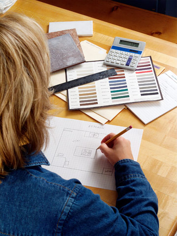 Making a Dimensional Layout Drawing - Planning Your Flooring ...