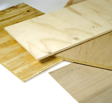 Types And Grades Of Plywood Particleboard Fiberboard