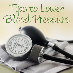 How to Reduce Your Blood Pressure