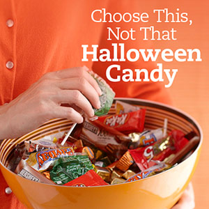 Choose These Halloween Candies