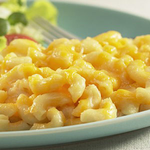 Triple Cheesy Mac & Cheese