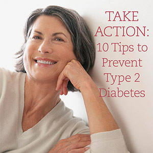 Lower Your Risk for Type 2 Diabetes