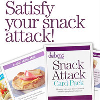 Snack Attack Card Pack