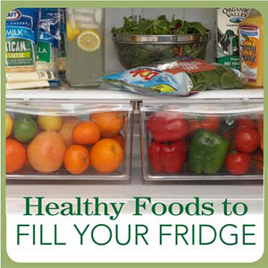 Fill your fridge