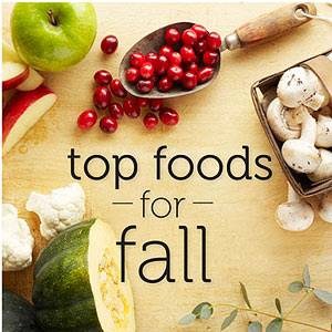 Best Foods for Fall