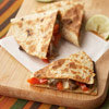 Pepper-Steak Quesadillas