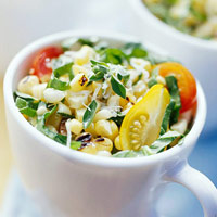 Corn-On-The-Cob Salad