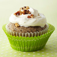 White Chocolate Pecan Whipped Frosting