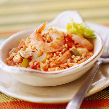 Chicken and Shrimp Jambalaya | Diabetic Living Online