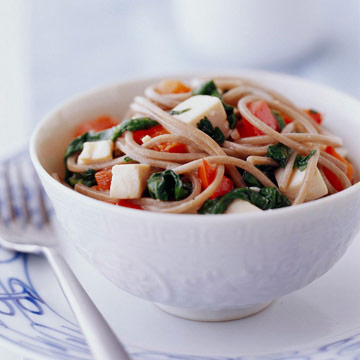 Tofu Stir-Fry with Soba Noodles | Diabetic Living Online