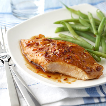Spicy Ginger Marinated Chicken | Diabetic Living Online