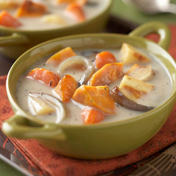 Roasted Root Vegetable Soup | Diabetic Living Online