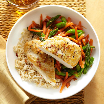 Asian ginger chicken diabetic living online asian ginger chicken forumfinder Images