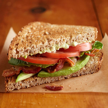 Avocado BLT Sandwiches | Diabetic Living Online