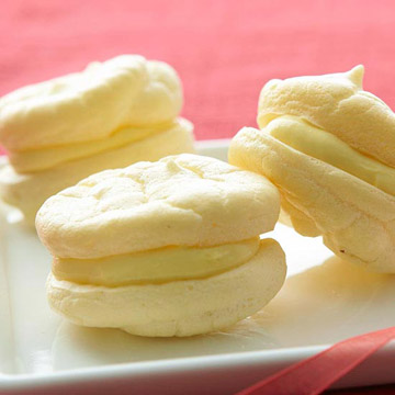 Lemon Meringue Sandwich Cookies | Diabetic Living Online
