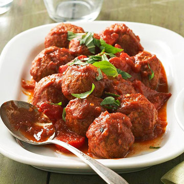 Italian Cocktail Meatballs | Diabetic Living Online