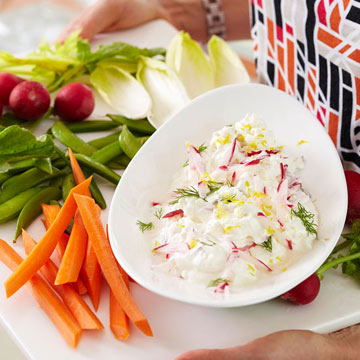Fresh Radish Dip | Diabetic Living Online