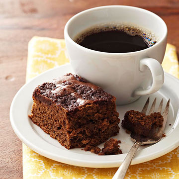 Mocha Coffee Cake | Diabetic Living Online