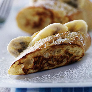 Banana-Stuffed French Toast | Diabetic Living Online