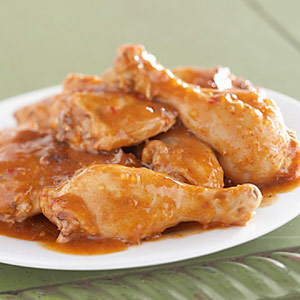 Savory Barbecue Chicken