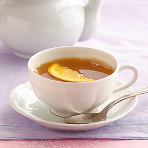 Spiced Pear Tea