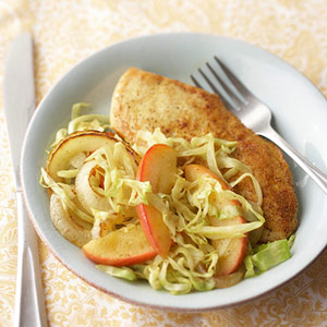 Curried Chicken with Cabbage, Apple, and Onion | Diabetic Living ...