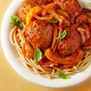 Ultimate Spaghetti and Meatballs