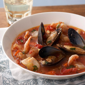 San Francisco Seafood Stew