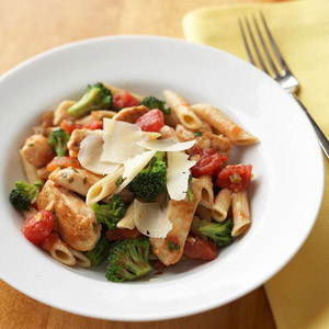 Chicken-Pasta Toss
