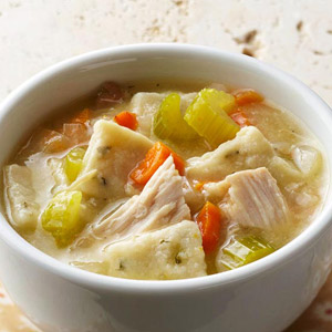 Turkey and Herb Dumpling Soup | Diabetic Living Online
