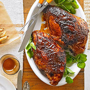 BBQ Spice-Rubbed Turkey Breast | Diabetic Living Online