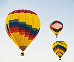 Hot Air Ballooning in Albuquerque