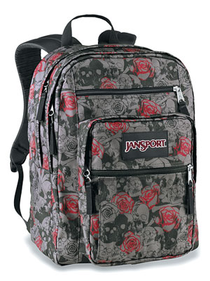 JanSport Big Student Pack, $30-40