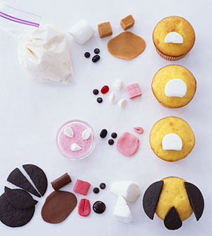 All Pupcake Decorations