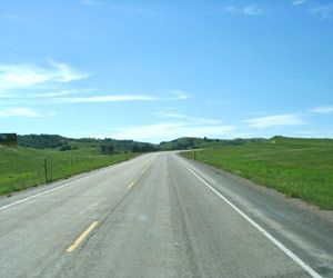 open road pic