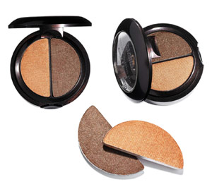 L'Oreal Paris HIP High Intensity Pigments Concentrated Shadow Duo in Saucy