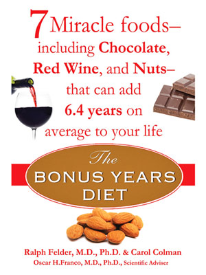 The Bonus Years Diet