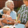 Guy Fieri and Kids