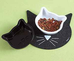Cat dish