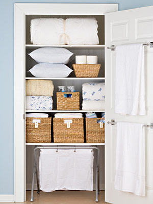 How To Organize Your Linen Closet Expert Tips And Storage Solutions Family Circle