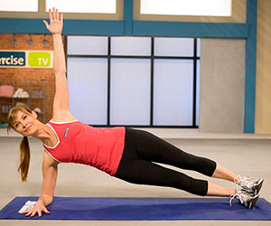 Active Side Plank