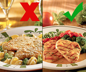 Smart Swaps What To Eat And What To Avoid At Fast Food
