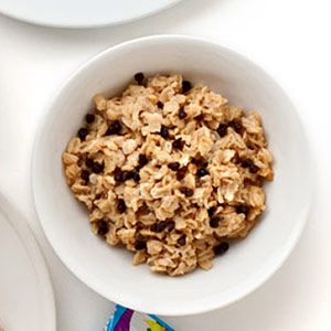 Chocolate-Peanut Butter Oatmeal