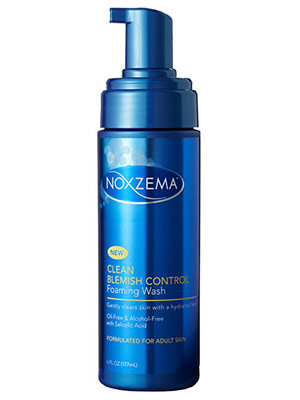 Noxzema Clean Blemish Control Foaming Wash